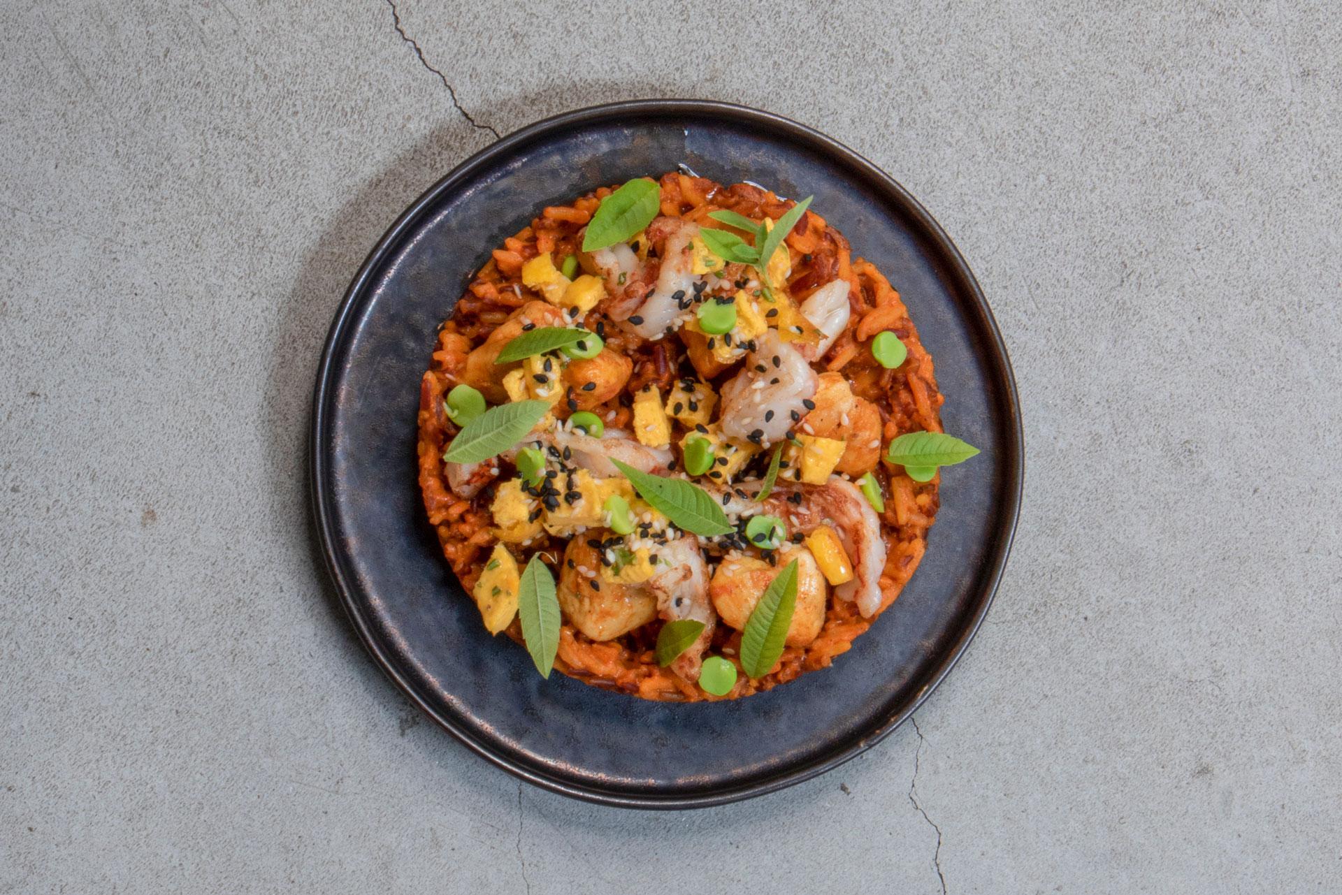 nasi goreng cucina orientale milano